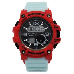 MAXXE Boys Rubber Strap Digital Watch MXMR-209L-3A image here