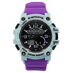 MAXXE Girls Rubber Strap Digital Watch MXMR-209L-5A image here