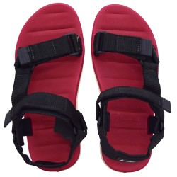 Rx Sand Masc Sandals (Beige/Black/Red) image here