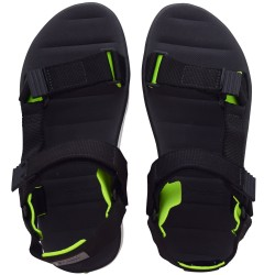 RX Sand Masc Sandals (White/Black/Green) image here