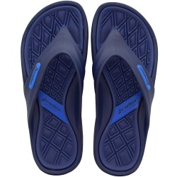 Cape X Ad Sandals (Blue) image here