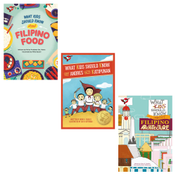 Adarna House,What Kids Should Know Bundle,007AHWHATKIDS image here