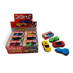 DOMS Sports Car Eraser in Box image here