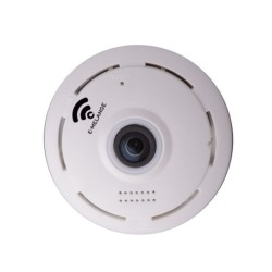 E-Melange 360 Degree Fisheye Wifi CCTV Model: EMC-AA101R image here