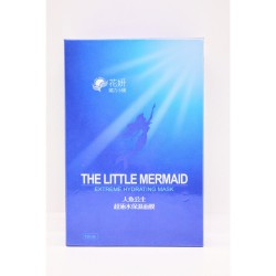 Retailmnl The Little Mermaid Extreme Hydrating Facial Mask Set of 10 image here