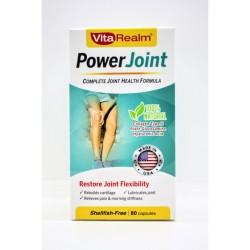 Vitarealm Power Joint Health Formula Vitamins Supplement image here