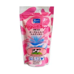 Shinebest Marketing,Yoko Yogurt Spa Milk Salt,pink,Y444 image here
