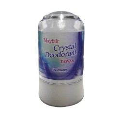 Shinebest Marketing,Mayfair Crystal Deodorant Tawas Unscented,M0001 image here