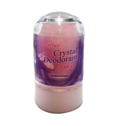 Mayfair Crystal Deodorant Tawas Mangosteen image here