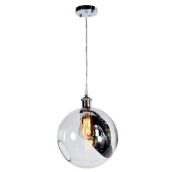 KF8989-D200 CH GLASS HANGING LAMP image here