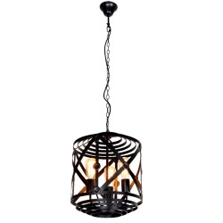 KF6512-3H METAL HANGING LAMP image here