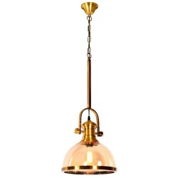 6009-1GAB GLASS  HANGING LAMPS image here