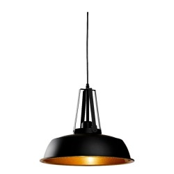 8576 BLACK-50 METAL HANGING LAMPS image here