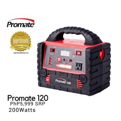 Promate 120 Powerstation  image here