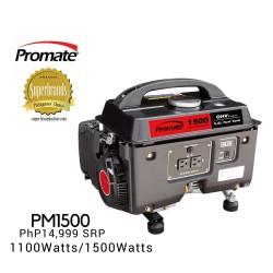 Promate PM1500 Gasoline Generator image here