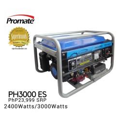 Promate PH3000 ES Gasoline Generator image here