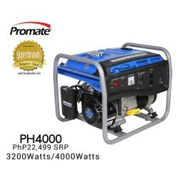 Promate PH4000 Gasoline Generator image here