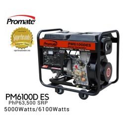 Promate PM6100D ES Diesel Generator image here
