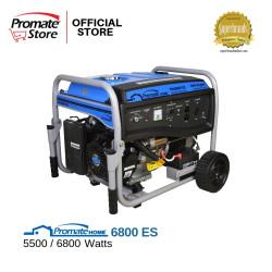 Promate, PH6800 ES Gasoline Generator, blue image here