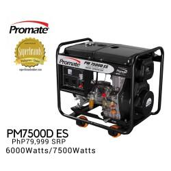 Promate PM7500D ES Diesel Generator image here