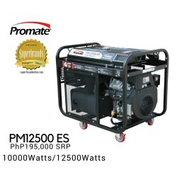 Promate PM12500 ES Gasoline Generator image here