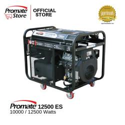 Promate PM12500 ES Gasoline Generator black image here