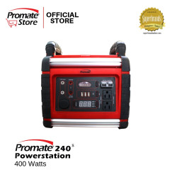 Promate, 240s Powerstation, red image here