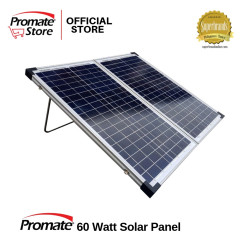 Promate Solar Panel 60W image here