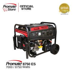 Promate PM8750 ES Gasoline Generator black image here