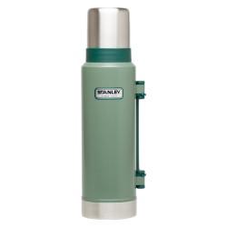 Classic Vacuum Bottle 1.4 QT/ 1.3L - Hammertone Green image here