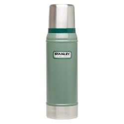 Classic Vacuum Bottle 25oz / 750mL - Hammertone Green image here