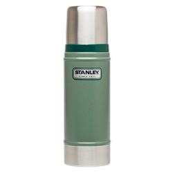 Classic Vacuum Bottle 16oz / 473mL - Hammertone Green image here