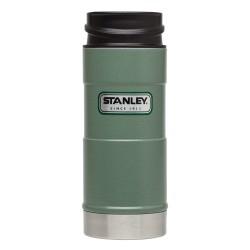 Classic One Hand Vacuum Mug 0.354L / 12oz - Hammertone Green image here