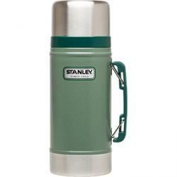 Stanley Classic Vacuum Food Jar 24oz / 709ml - Hammertone Green image here