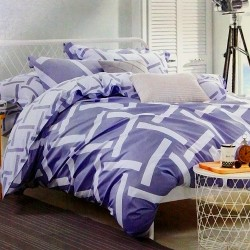 Queen size 3 in 1 Bed sheet T lines image here