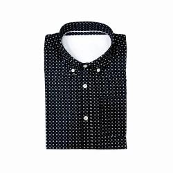 Amado Printed Shirt Black image here