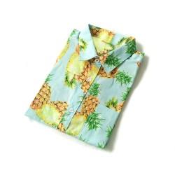 Amory Polo Shirt Aqua image here