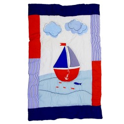 Comforter Only Sailboat image here