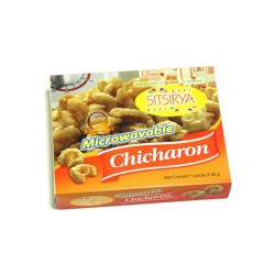 Sitsirya Bulacan Microwavable Chicharon 5s/box image here