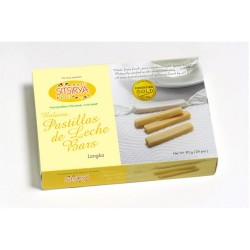 Sitsirya Bulacan Pastillas de Leche Bars Langka 24s image here