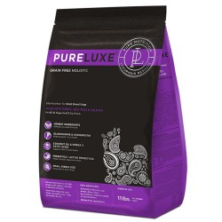 PureLuxe Elite Nutrition for Small Breed Dogs  image here