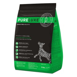 PureLuxe, Elite Nutrition for Healthy Activity (Puppy  & Highly Active Dogs),PetOne 5 image here