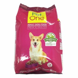 Pet One Adult Maintenance Dog Food 1.4kg  image here