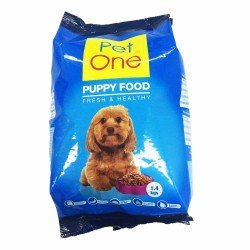 Pet One Puppy Dog Food 1.4kg  image here
