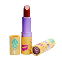 PILI MATTE LIPSTICK - Magenta, Pink Honey, Copper, Plum, Brick,  image here