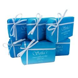 6 Sofia's Glutathione soap  image here