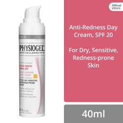 Physiogel Hypoallergenic Calming Relief Anti-Redness Day Cream 40ml image here