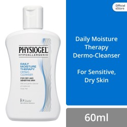 Physiogel Hypoallergenic Daily Moisture Therapy Cleanser 60ml image here