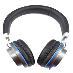 MC-015H MyConcept Headphone w/microphone (Blue) image here