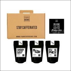 Figures of Beans,FOB Caffeine Box Set B (Beans),FOB17 image here